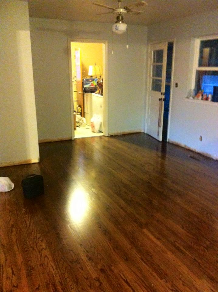 So You Want Wood Floors…