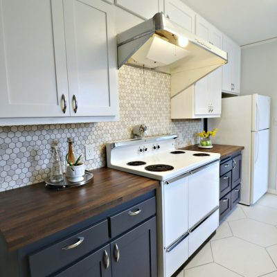 Midcentury Kitchen Remodel Reveal