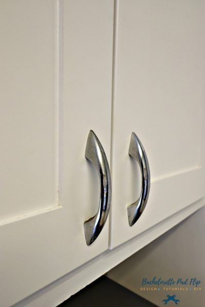 Why I Had My Kitchen Cabinets Painted Twice In Two Weeks