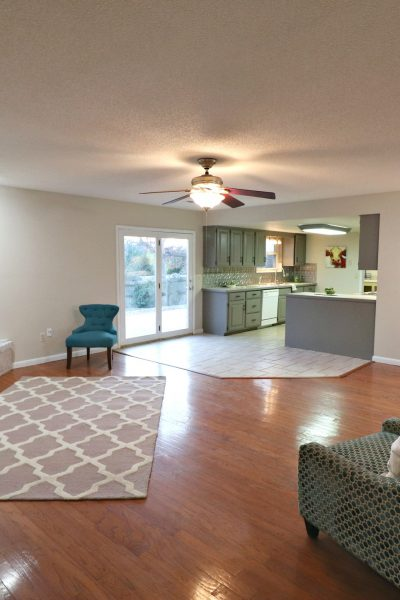 Flip 6: Living Room & Dining Room Makeovers