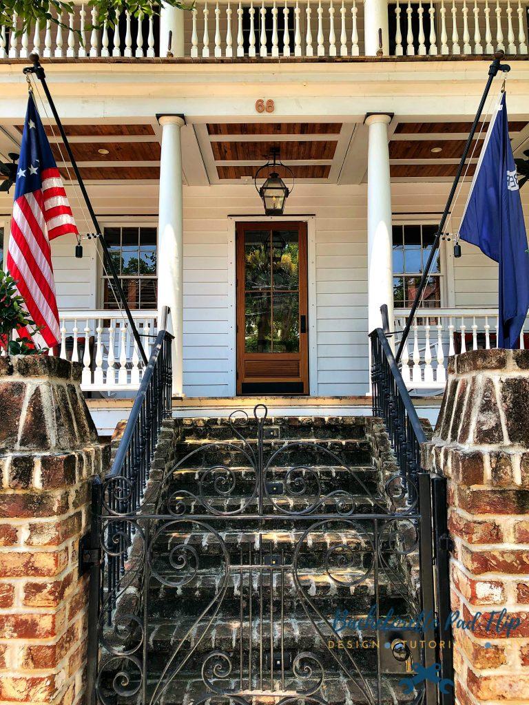 Historic Downtown Charleston gate