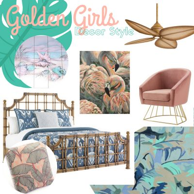 Golden Girls Decor Style: Bringing Back the 80s