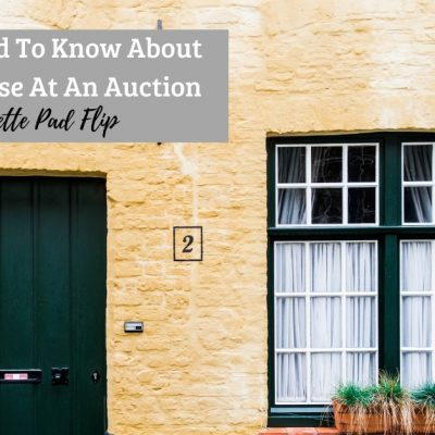 What To Know About Buying An Auction House