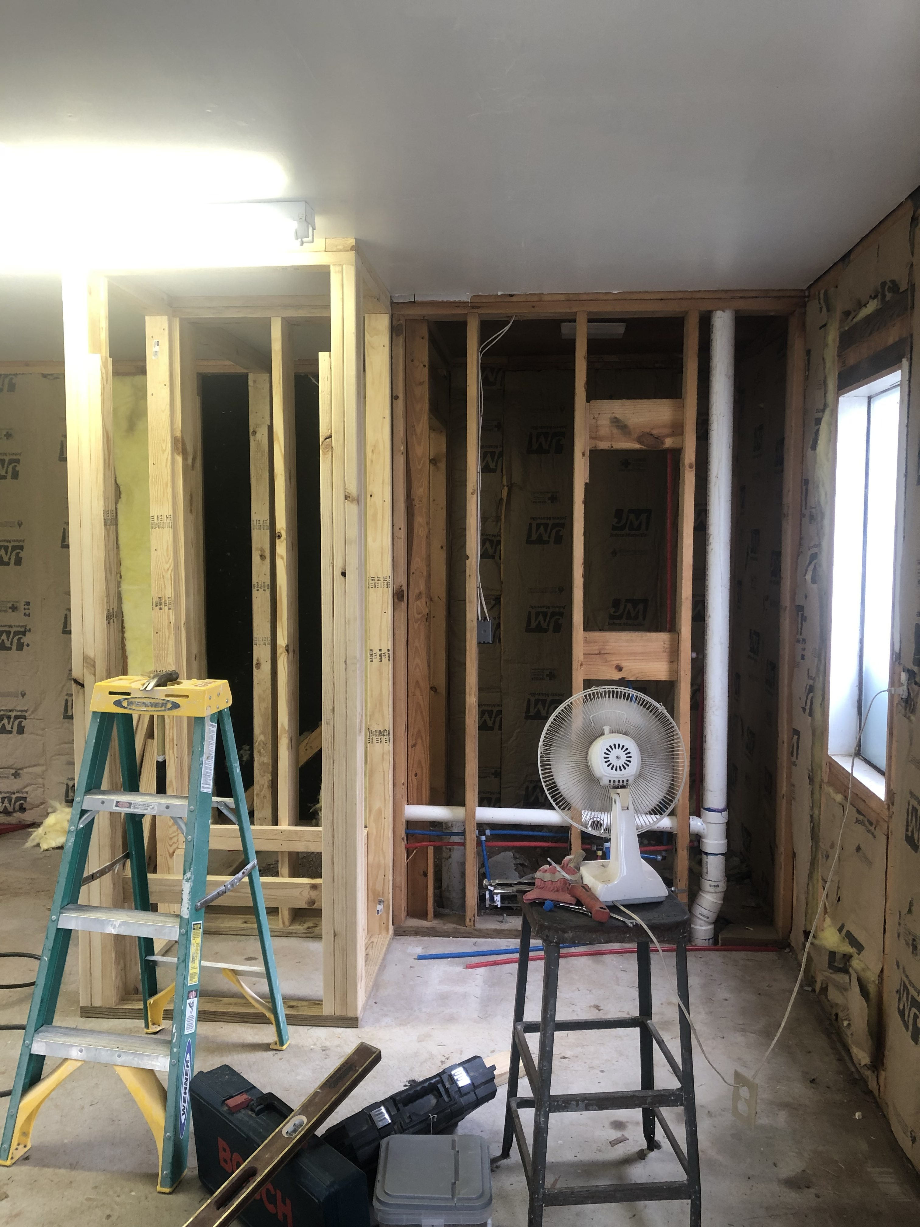 Converting A Garage Into An Apartment: Update - Bachelorette ...