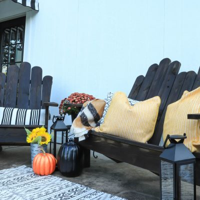 How To Refinish Adirondack Chairs