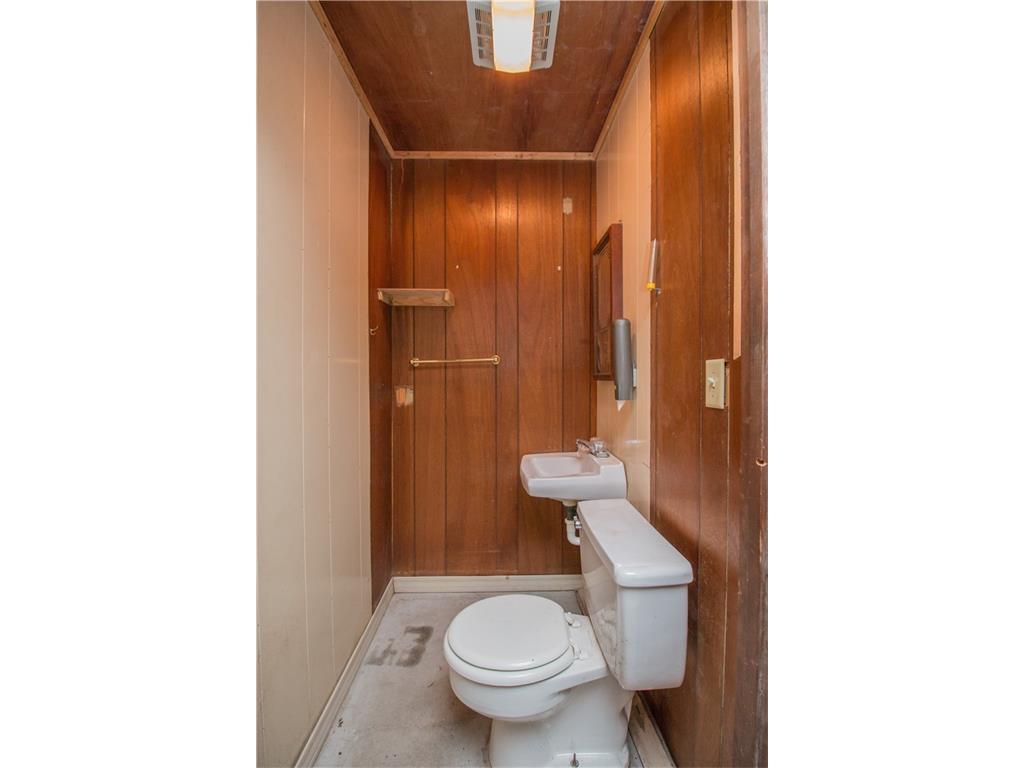 garage bathroom renovation