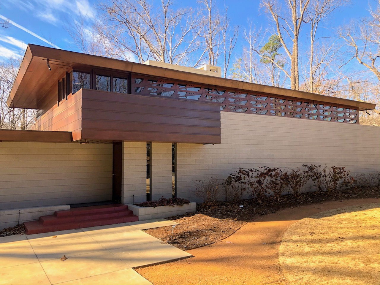 Bachman-Wilson house at Crystal Bridges Museum