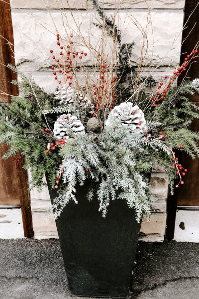 5 Ways To Add Curb Appeal In The Winter
