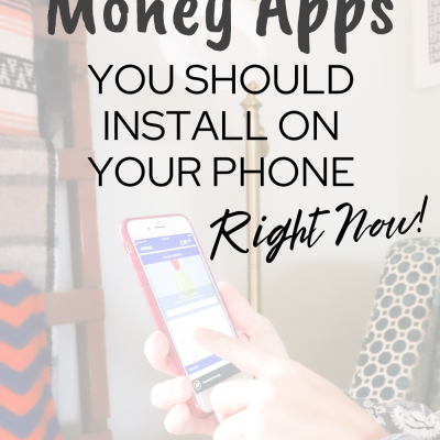 5 Money Apps You Should Install Now